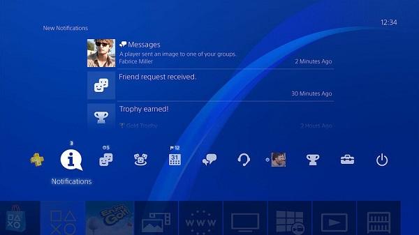 واجهة المستخدم لجهاز PS5 ستتيح مميزات رهيبة