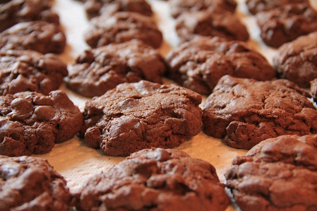 Receta de galletas proteicas