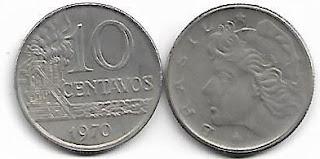 10 centavos, 1970