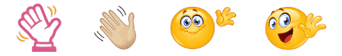 BYE Emojis - BYE Full Form