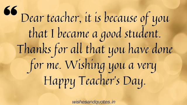 images with quotes on happy teachers day 2020