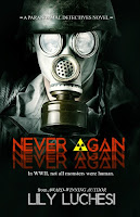 Never Again by Lily Luchesi on Amazon