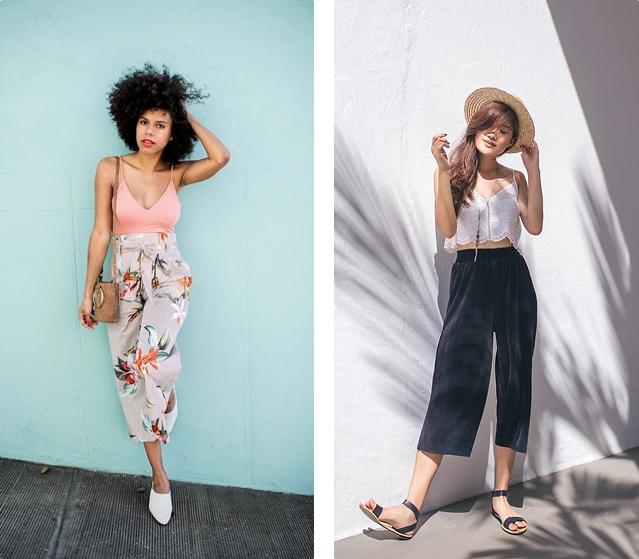 6 ideias de looks para o verão