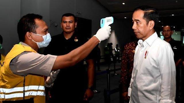 Haris Azhar ke Jokowi: Intelijen Suruh Cari Harun Masiku, Corona Biar BNPB