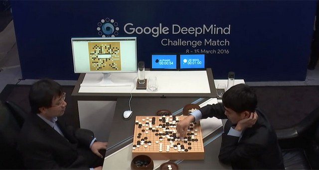 Go players in chinese tournament with google alphago zero ai