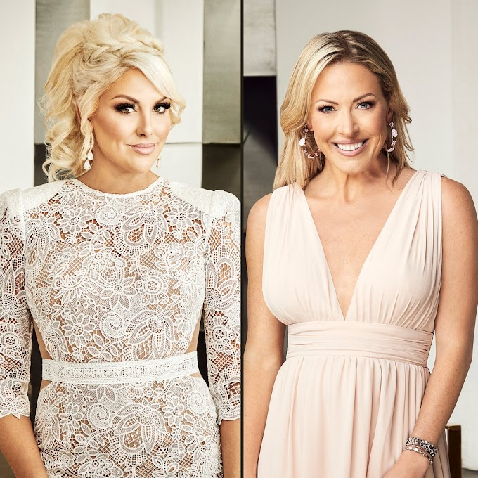 Gina Kirschenheiter Explains Why Braunwyn Windham-Burke Should Not Return To RHOC Next Season!
