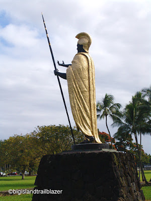 King Kamehameha Big Island Trailblazer