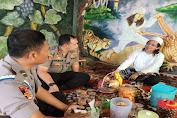 Jelang Pilkades Serentak, Kapolsek Cisoka Ajak Tokoh Agama Jaga Kamtibmas