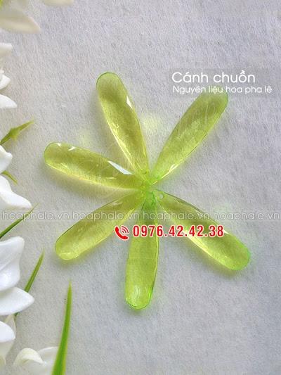 Nguyen lieu hoa pha le tai Trung Hoa