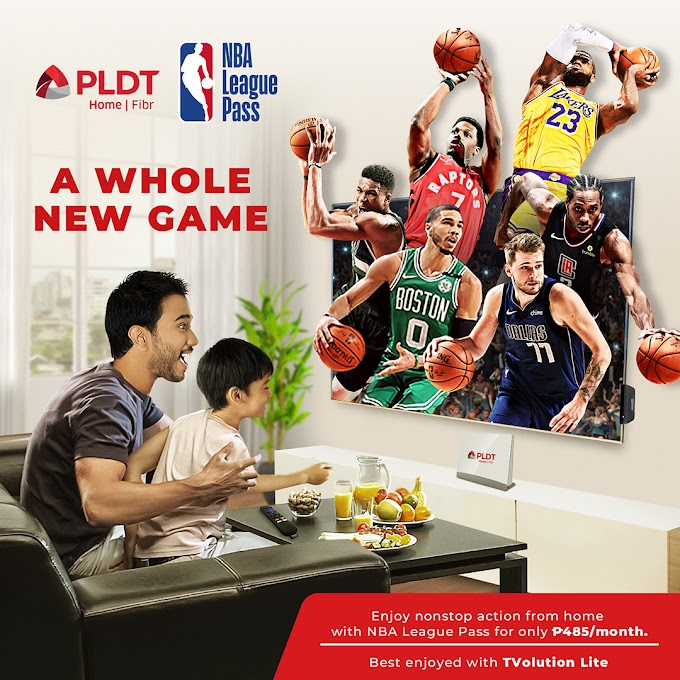 NBA League Pass now available for PLDT Home subscribers