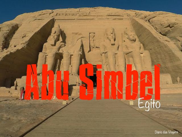 O que visitar em Abu Simbel, Egito