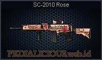 SC-2010 Rose