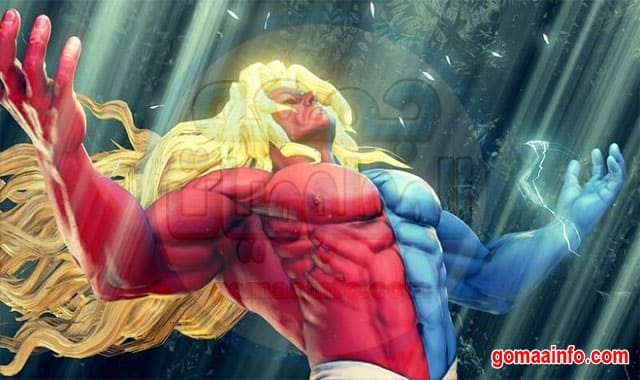 لعبة قتال الشوارع المشهورة Street Fighter V: Champion Edition