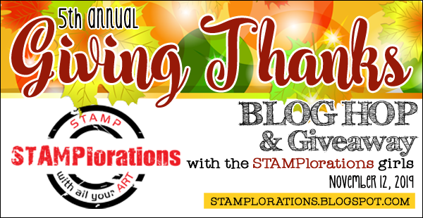 Stamplorations Giving Thanks Event