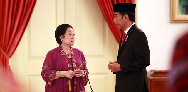 PDIP: Jokowi Belum Beri Tahu Ketum Partai soal Reshuffle