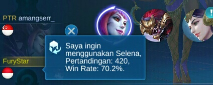 Claim a hero with the highest win rate