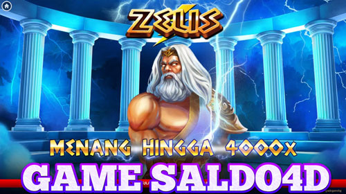 Game Slot ZEUS Spade Gaming