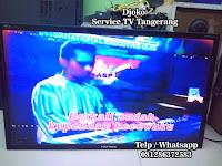 bengkel tv serpong tangerang selatan