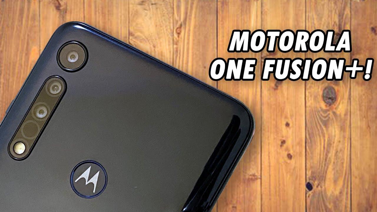 Motorola One Fusion+'ın Bazı Özellikleri Sızdırıldı