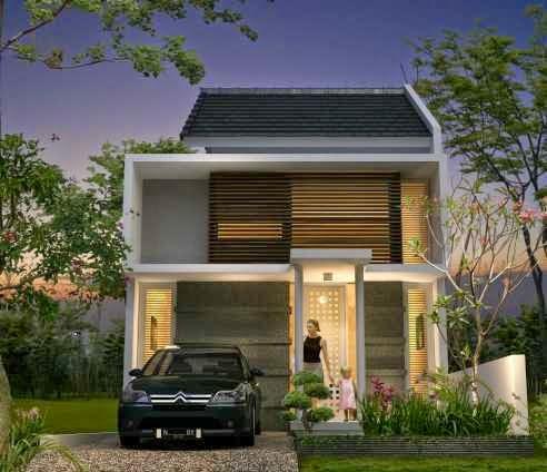 ide populer 35+ rumah minimalis panjang ke belakang