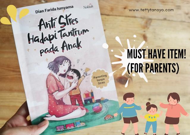 cara mengatasi tantrum pada anak
