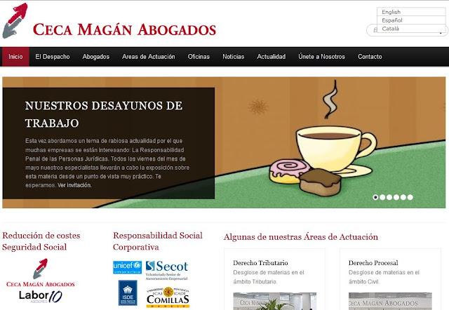 Paginas Web De Abogados Para Inspirarse Recursos Web Seo