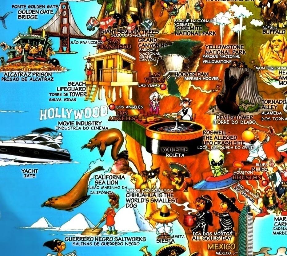 mapa cultura pelo mundo