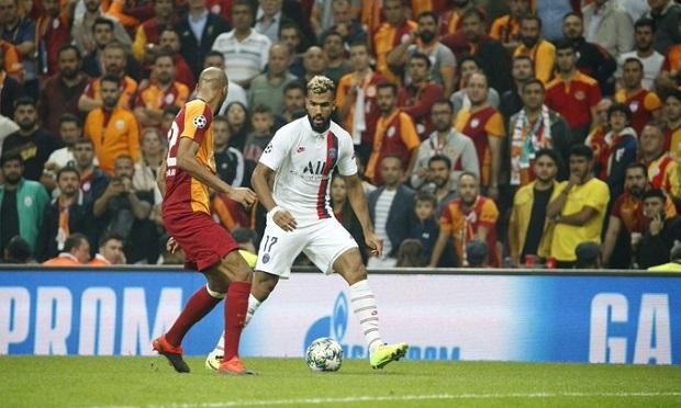 Ligue des Champions: Choupo-Moting et le PSG s'imposent face à Galatasaray