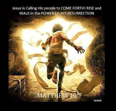 The Resurrection by Deborah Waldron Fry