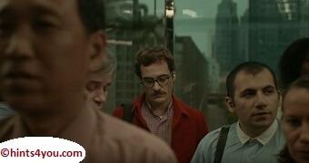 Cinematography: Hoyte van Hoytema