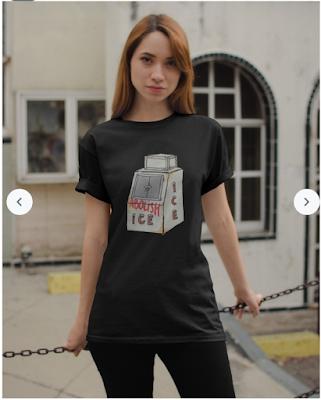 AOC Abolish Ice T Shirts