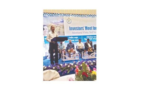 Investors' meet for 'Bhorer Alo' in Siliguri held