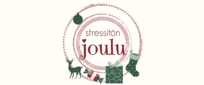 joulu stressi 2016 stressitön joulunaika