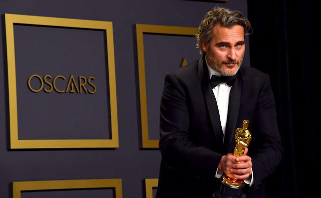 Realista y crudo discurso de Joaquin Phoenix en los Oscar 2020