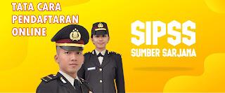 Tata Cara Pendaftaran Online Polisi T.A 2020 - SIPSS,Brigadir,Tamtama,Akpol