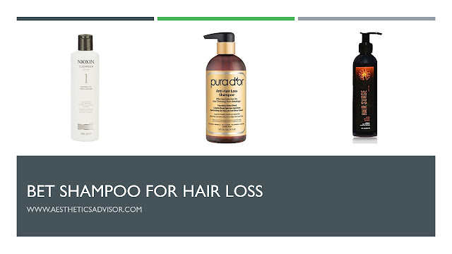 Best shampoo for hair loss and regrowth Malaysia