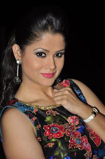 Anchor Shilpa Chakravarthy Latest Stills At Premikudu Movie Audio Launch  0002