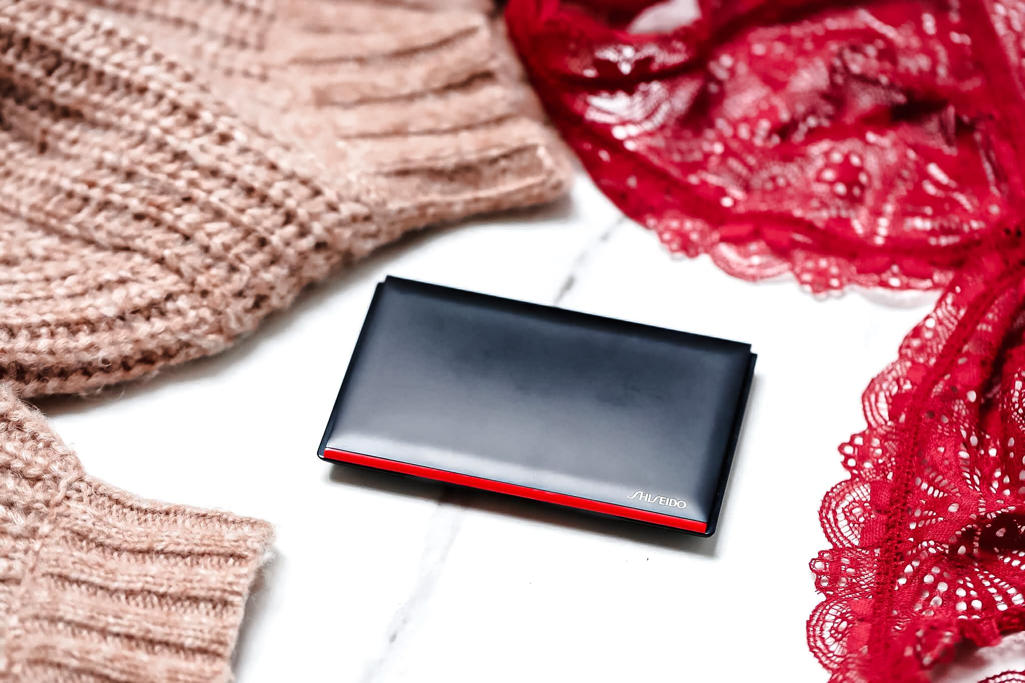 Shiseido Synchro Skin Fond de Teint Poudre