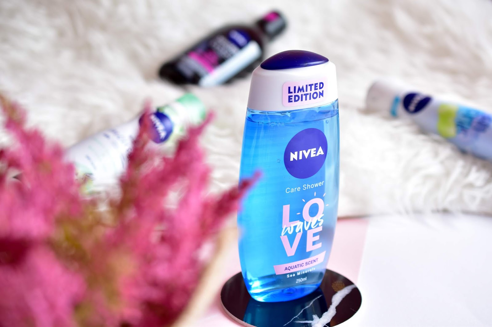NIVEA sprchový gél