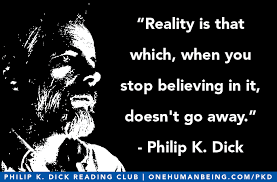 Meme sobre Philip K. Dick