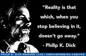 Meme sobre Philip K. Dick