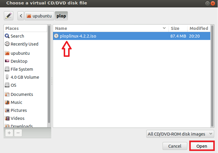 How To Boot From Live USB in VMware Player/VirtualBox