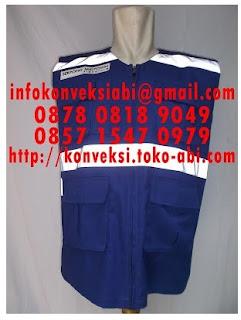 Bikin Rompi di Jakarta : Rompi Security, Rompi Partai, Rompi Kantor, Rompi Parkir