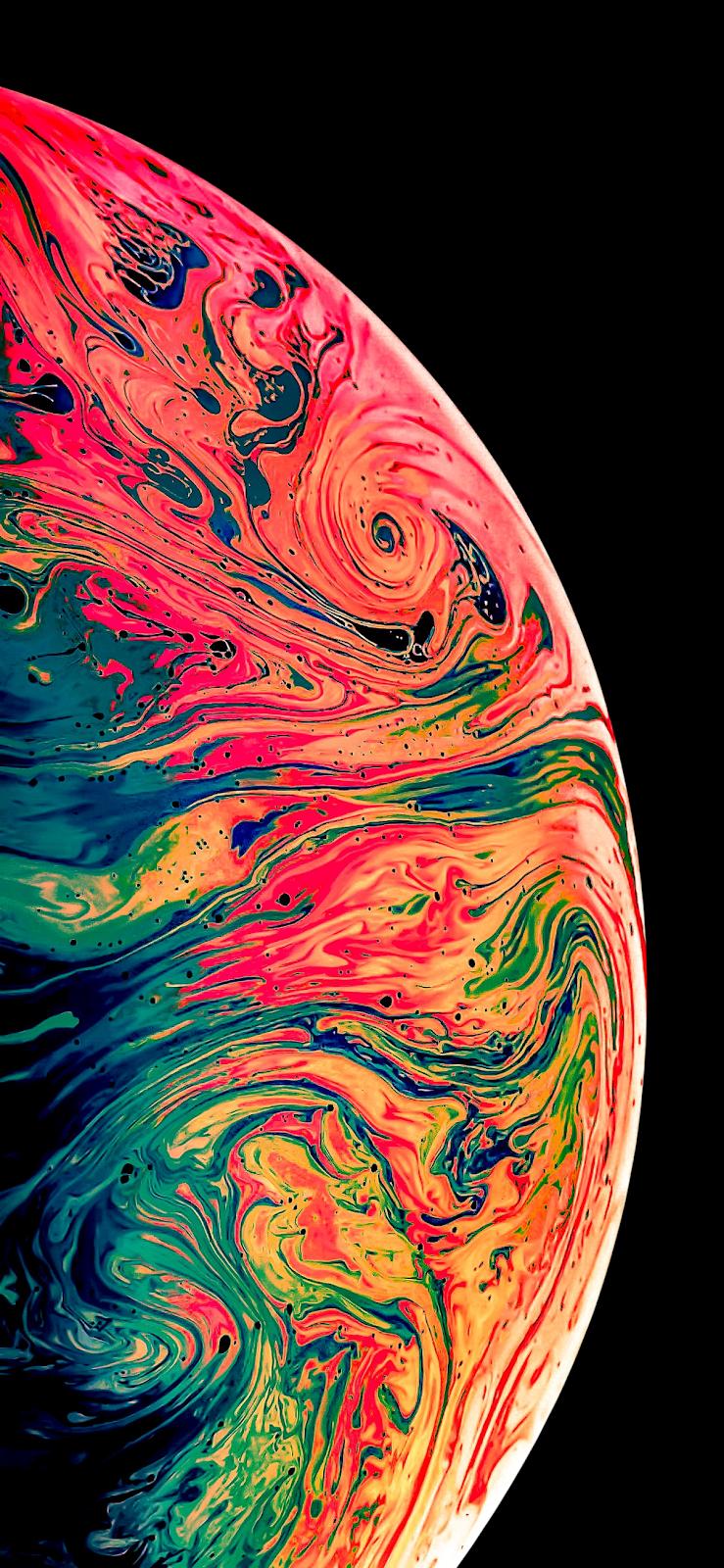 iPhone XS MAX Modd (Dark) by AR72014