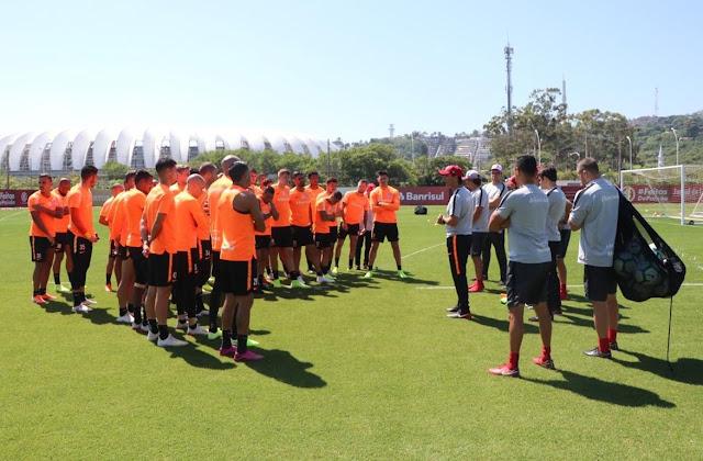 Grupo do Inter deve ser mudado para 2020 (Foto: Ricardo Duarte / Inter)