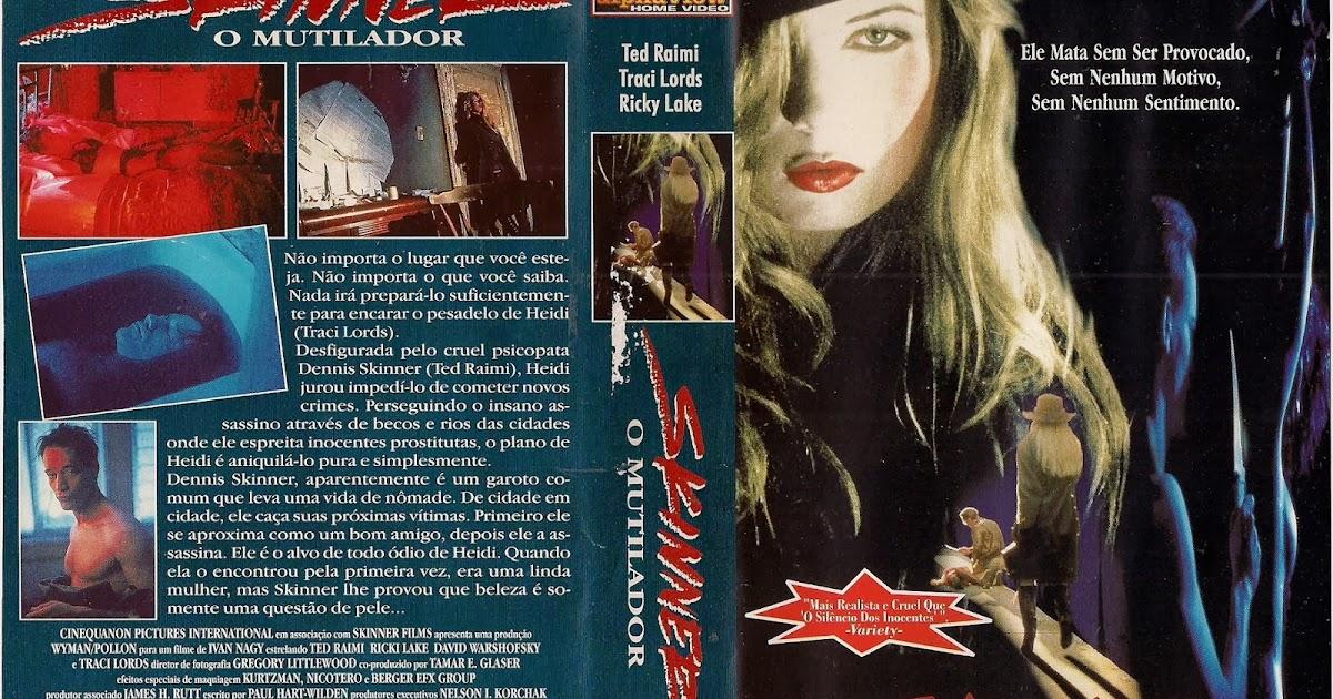 Poster do filme Skinner - O Multilador
