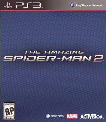 The Amazing Spider-Man 2 PS3 Español Region USA