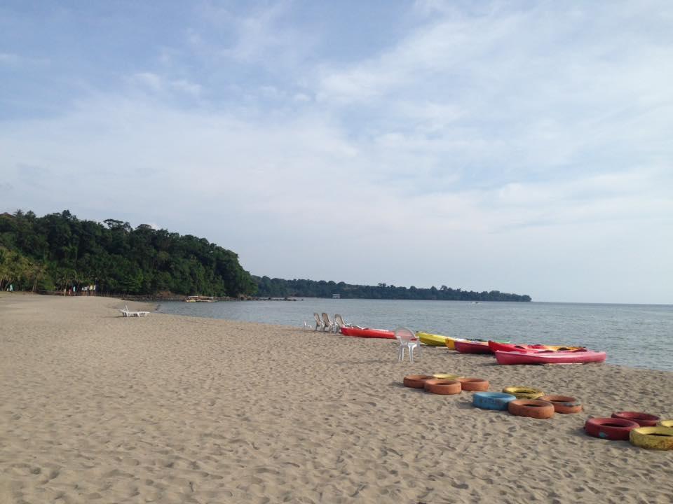 Beach side @ Montemar Beach Resort