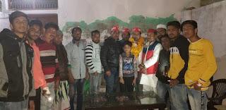 साजिद हुसैन को मुलायम सिंह यूथ ब्रिगेड दरियाबाद का अध्यक्ष बनाया गया