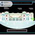 مخطط مشروع عمارة سكنية F4 بطابقين اوتوكاد dwg